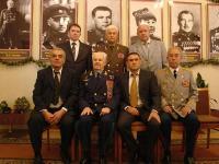 Встреча руководтства МАВО с ветеранами Военной контрразведки ФСБ России